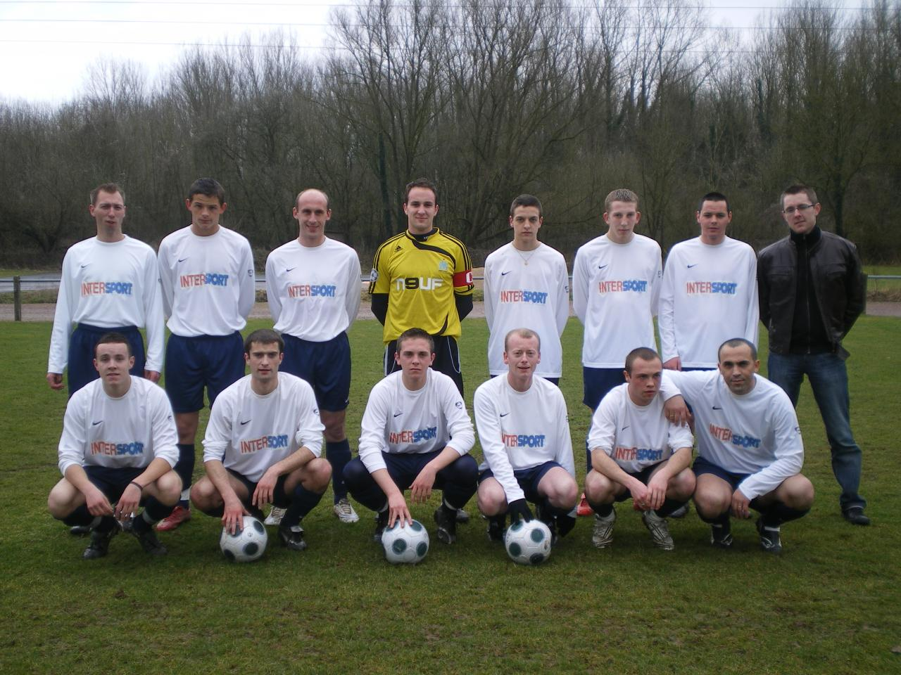 Match Amical 18ans Doullens octobre 2009