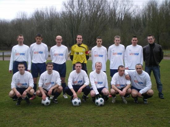Match Amical 18ans Doullens octobre 2009