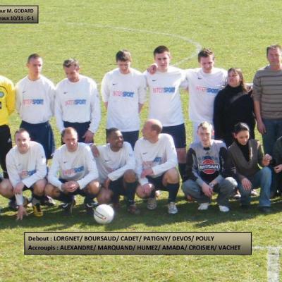 Football 2010/2011