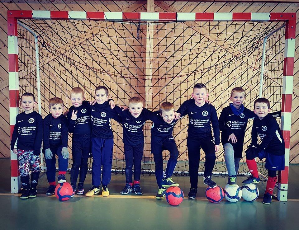 Futsal enfants 2017 2018