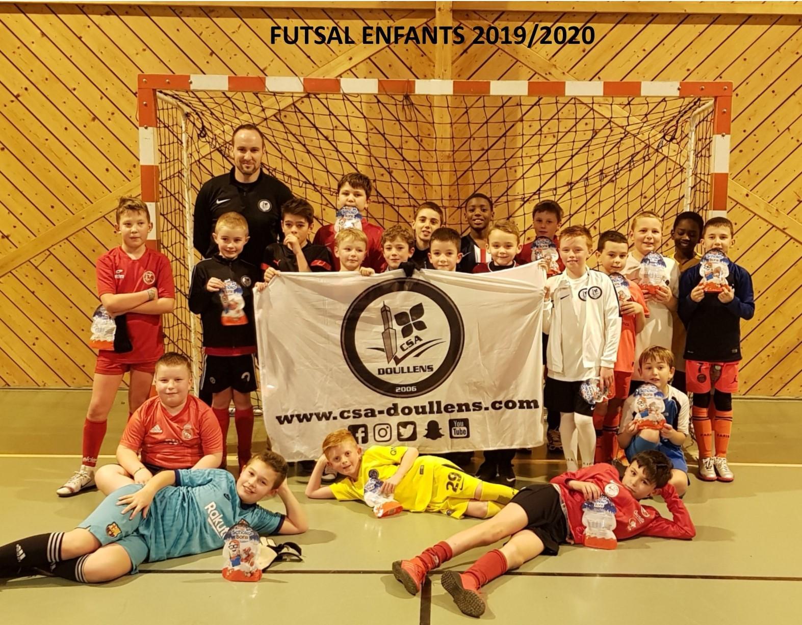 Futsal 2019/2020