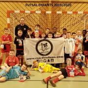 Futsal enfants 2019 2020