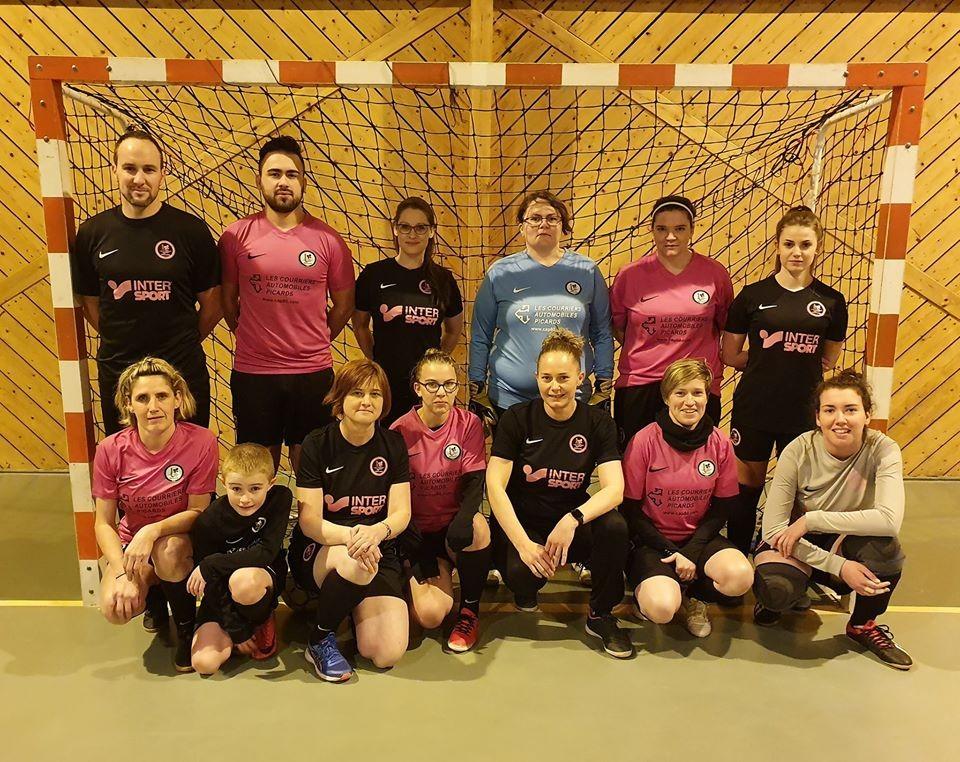 Futsal feminin 2019 2020
