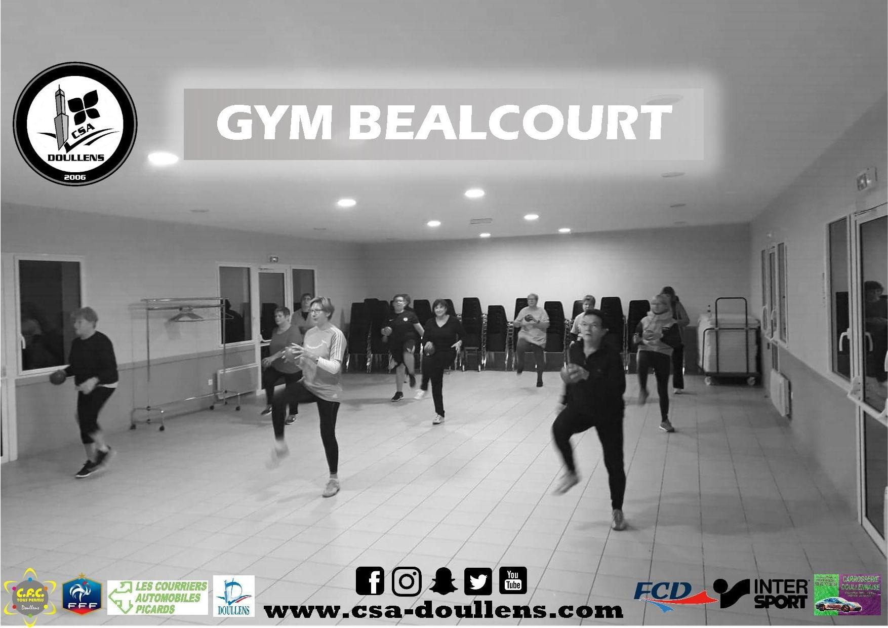 Gym bealcourt