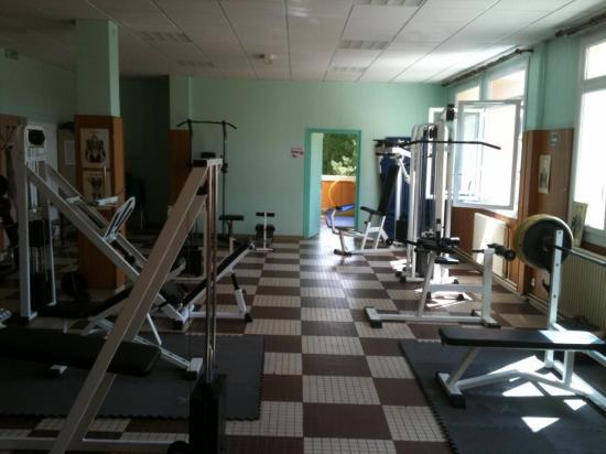 salle de renforcement Musculaire