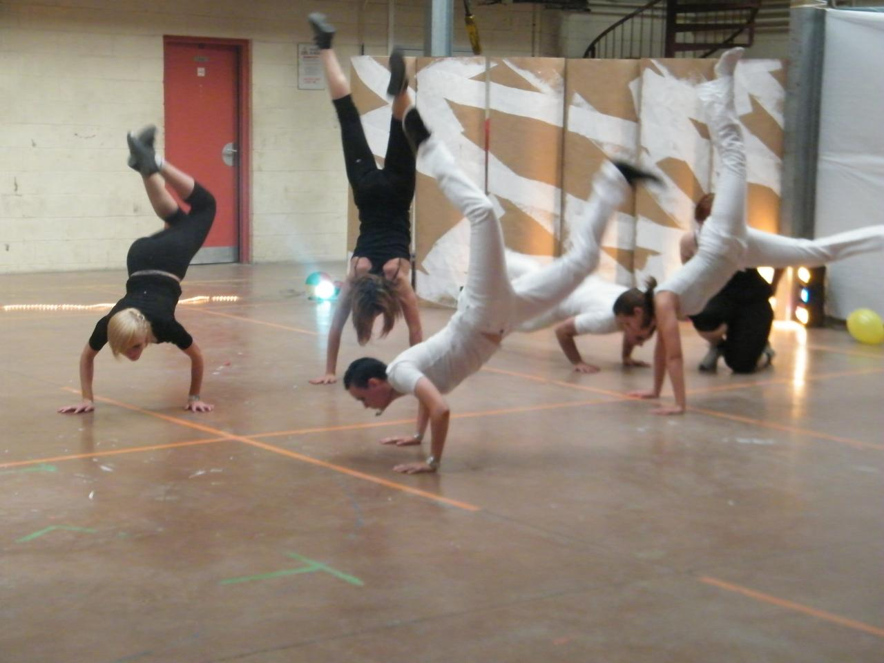 Fitness-Danse