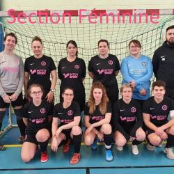 SECTION FUTSAL FEMININES