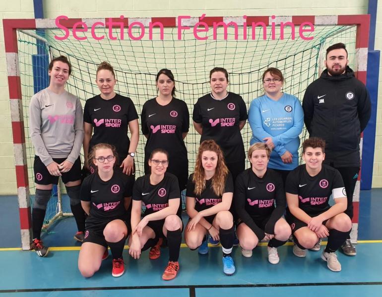 Affiche futsal feminin 2