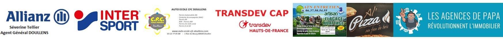 Banderole sponsors 2021