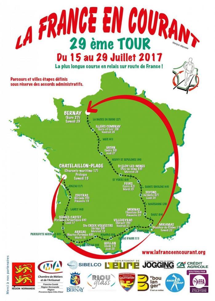 France en courant 2017