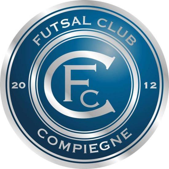 Logo compiegne futsal