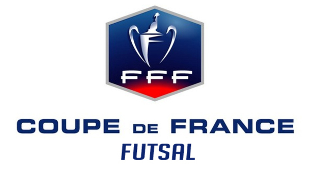 Logo coupe de france futsal