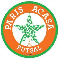 Logo paris acasa futsal