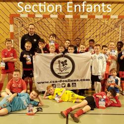 SECTION FUTSAL ENFANTS